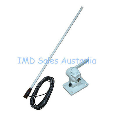 NEW Marine Boat High Gain NEXT-G/GSM Laser Antenna 7dBi 860mm Includes Cable