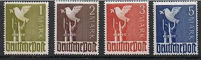 STAMPS Germany -  1947    1M to 5M (Set of 4)  (MNH) G5