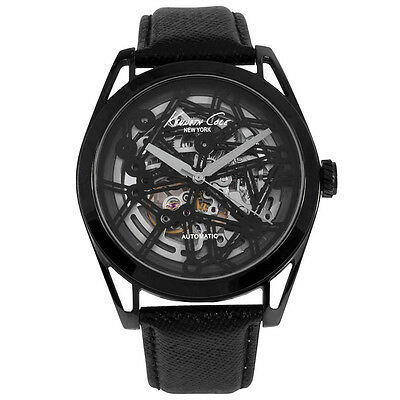 Kenneth Cole New York Men's KC8083 Automatic Self Wind Black Watch