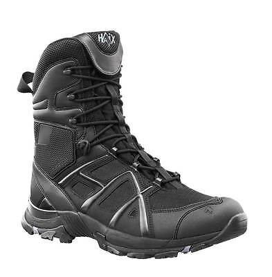 Haix Black Eagle Athletic 11 High Sidezipper Outdoor Adventure Stiefel Boots 45