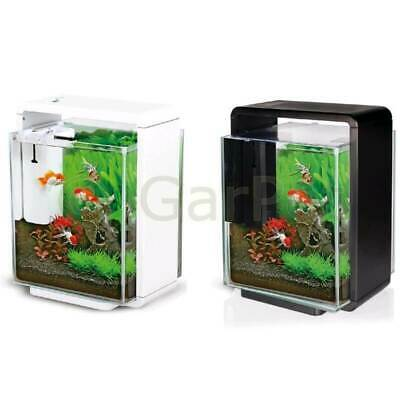 HAILEA E25X Aquariumset ECO LED Aquarium Komplett SET weiss schwarz Aquascaping