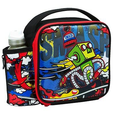 Smash 5-0 Lunch Bag And Bottle Set