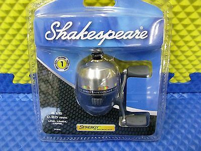Shakespeare SYNERGY TI Microcast Reel Pre Spooled With 4lb Stren SYMCB 1150110
