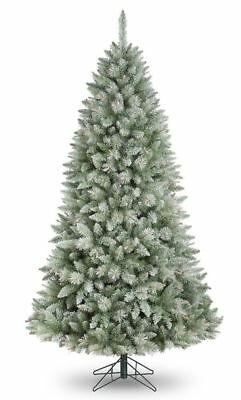 Quality 7ft Frosted Appalachian Artificlal Christmas Tree Swift