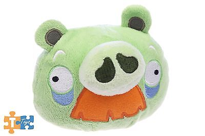"""Grandfather Mustache Pig 5"""" Angry Birds 2012 Plush Figure"""