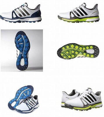 Adidas Adipower Boost 2.0 Mens Golf Shoes in 2 Colors