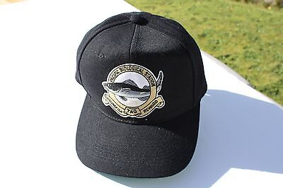 Ball Cap Hat Pacific Biological Station Groundfish Tag Fisheries Canada (H1682)