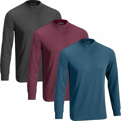 41%OFF Mizuno Breath Thermo Mens Winter BaseLayer Long Sleeve Golf Shirt-Fitted