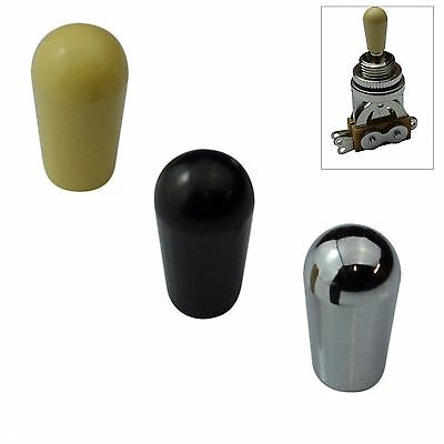 Toggle Switch Switch Tip - Screw Thread to fit Epiphone Guitars