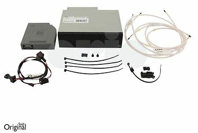 """Saab 9-3 Convertible CD Boot Changer """"NEW Genuine Accessory"""" 12832501"""