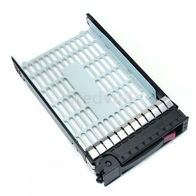 """3.5"""" Inch SATA SAS HDD Hard Drive Tray Caddy Replace for HP Proliant Server"""