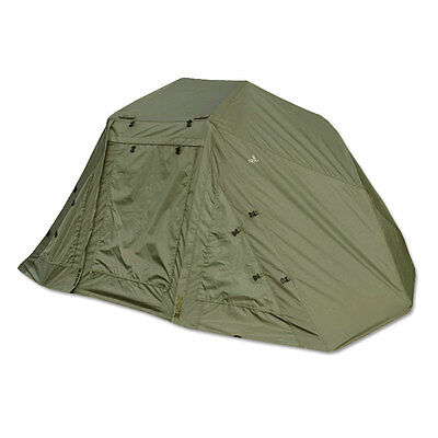 NEW Nash Groundhog Fishing Brolly - Winterskin - T1397