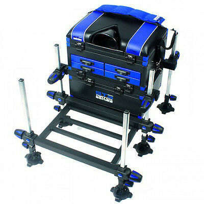 NEW Ultimate ST5 Seatbox with Footplate UL2366