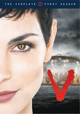V: The Complete First Season DVD Box Set NEW