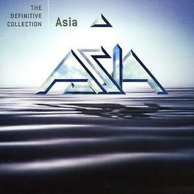 Asia Definitive Collection CD NEW