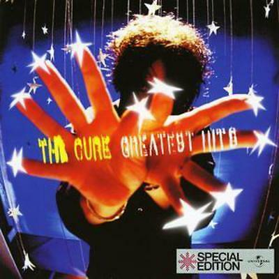 Cure The Greatest Hits CD NEW