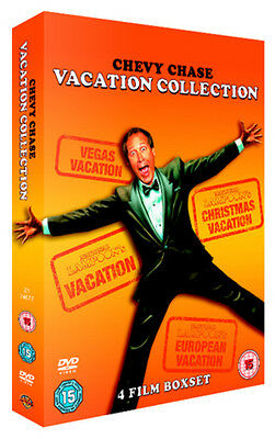 National Lampoon's Vacation Collection DVD Box Set NEW