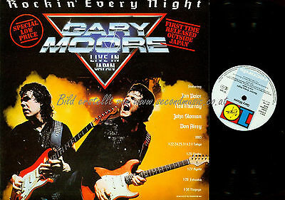 Lp--Gary Moore Rockin Every Night // Live In Japan