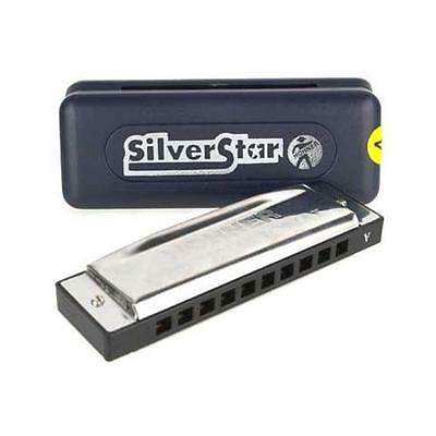 HOHNER Armonica SILVER STAR in DO 504/20