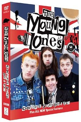 The Young Ones: The Complete Series 1 and 2 DVD NEW