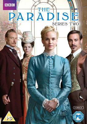 The Paradise: Series 2 DVD NEW