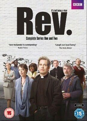 Rev.: Series 1 and 2 DVD NEW