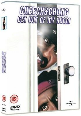 Cheech and Chong: Get Out of My Room DVD NEW