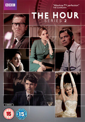 The Hour: Series 2 DVD NEW