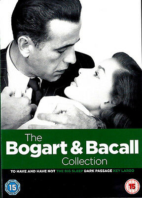 The Bogart and Bacall Collection DVD Box Set NEW