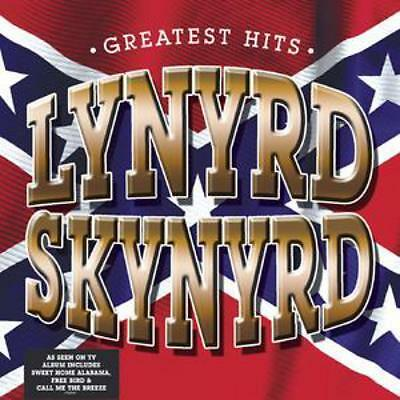 Lynyrd Skynyrd Greatest Hits CD NEW