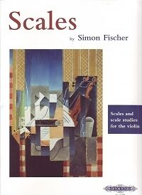 SCALES VIOLIN Simon Fischer