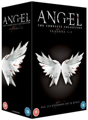 Angel: Seasons 1-5 DVD Box Set NEW