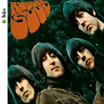 Beatles The Rubber Soul CD NEW