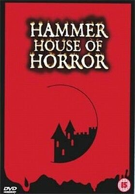 Hammer House of Horror Collection DVD Box Set NEW