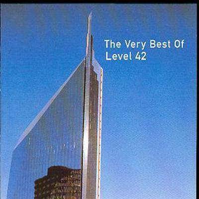 Level 42 The Very Best Of Level 42 CD NEW