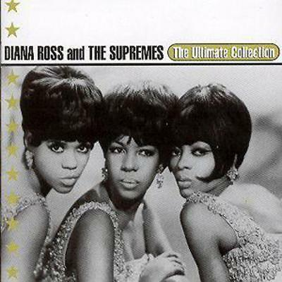 Diana Ross & The Supremes The Ultimate Collection CD NEW