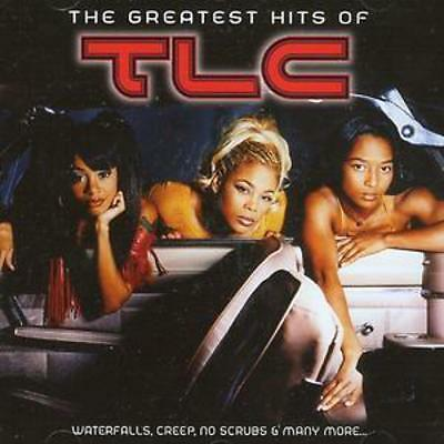 TLC The Greatest Hits Of CD NEW