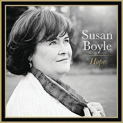 Susan Boyle - Hope - CD Album NEW
