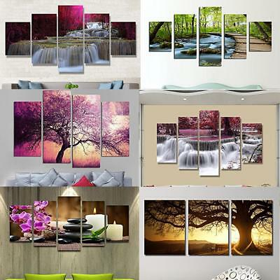 Modern Art Painting Wall Decor Picture Printed on Canvas No Need Frame 6 Pattern
