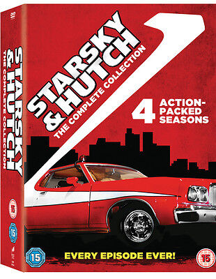 Starsky and Hutch: The Complete Collection DVD Box Set NEW