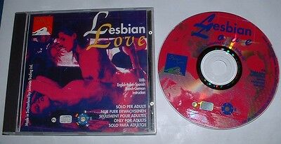 LESBIAN LOVE ( Cmpact disc ) Hard core collection - Made in Switzerland Lavonia