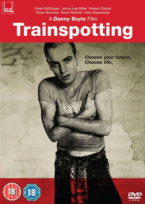 Trainspotting DVD Special Edition NEW
