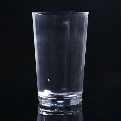 Amazing Funny Clear Water Cup Inversion Magic ConJuring Prop Magician Trick