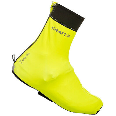 Craft Rain Bootie Shoe Cover Med New Waterproof Windproof Cycling Bike Overshoes