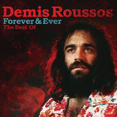 Demis Roussos Forever & Ever: The Best of Demis Roussos CD NEW
