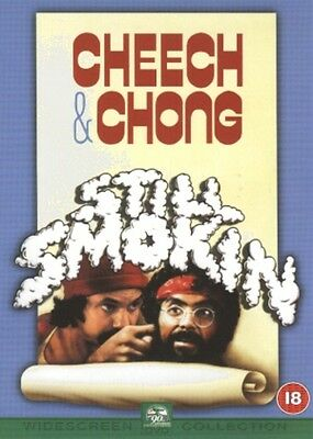 Cheech and Chong: Still Smokin' DVD/Widescreen NEW