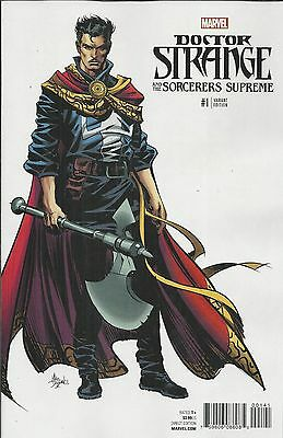 Marvel Doctor Strange Mystic Apprentice comic issue 1 Limited 1 in 10 variant
