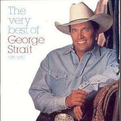 The Very Best Of George Strait: 1981-1987 CD NEW