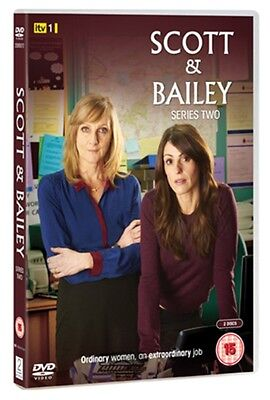 Scott and Bailey: Series 2 DVD NEW