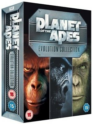 Planet of the Apes: Evolution Collection DVD Box Set NEW